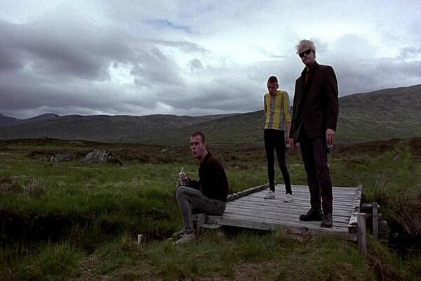 Лучшие фильмы, снятые в Шотландии - На игле (1996)