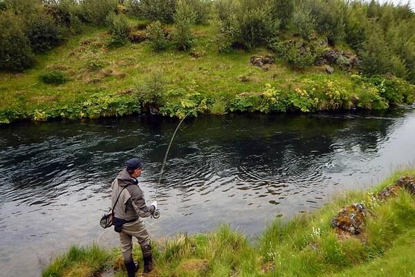 Рыбалка в Исландии - Река Галталаекур (Galtalaekur)