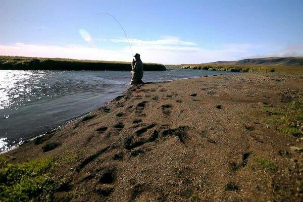 Рыбалка в Исландии - Река Варма (Varma)