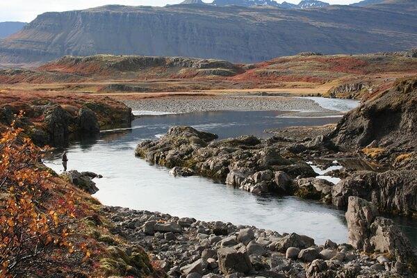Рыбалка в Исландии - Река Сог (Sog)