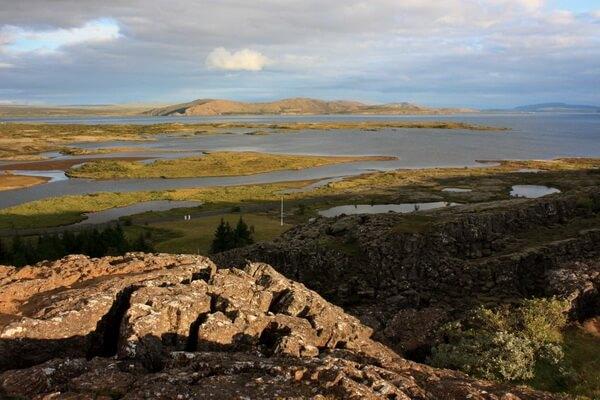 Рыбалка в Исландии - Озеро Тингвадлаватн