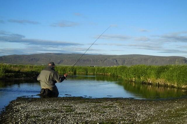 Рыбалка в Исландии на реках и озёрах