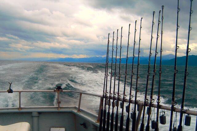 Глубоководная рыбалка в США - лучшие места и возможные рыбацкие трофеи