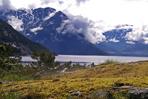 Лучшие фьорды Норвегии с фото - Хардангер-фьорд