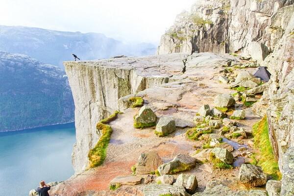 Лучшие фьорды Норвегии с фото - Люсе-фьорд
