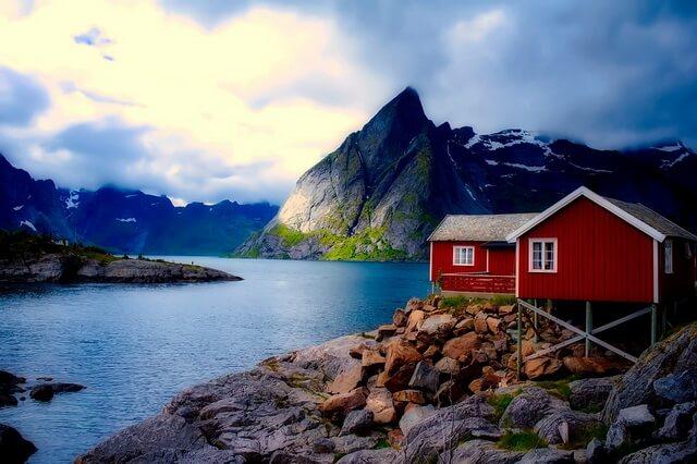 Лучшие фьорды Норвегии с фото и описанием
