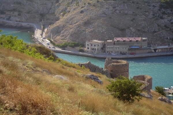 История крепости Чембало