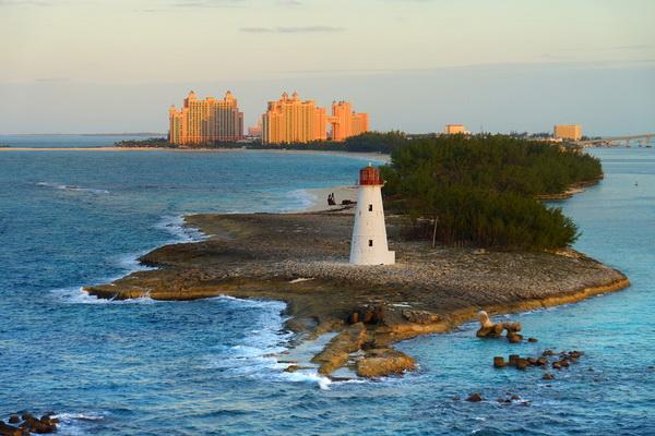 Где искать Атлантиду - Бимини на Багамах