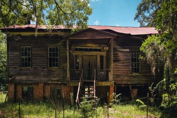 Города-призраки США с фото и описанием - Кахаба в Алабаме