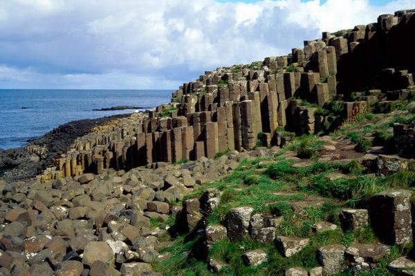 Чудо природы Ирландии - Дорога Гигантов