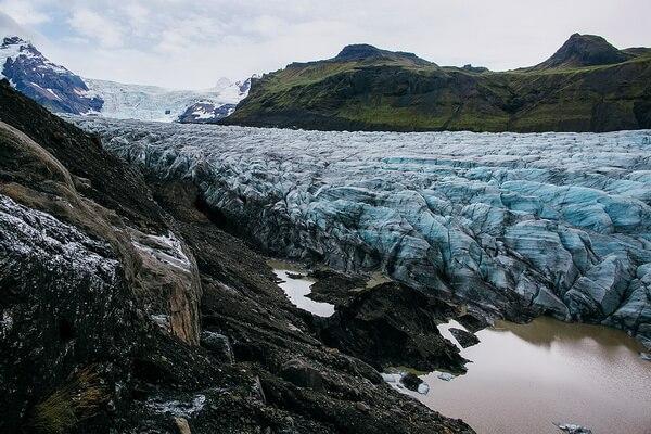 Ледники Исландии с фото и описанием - Лаунгйёкюдль