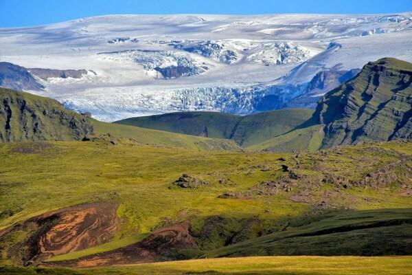 Ледники Исландии с фото и описанием - Мирдальсйёкюдль