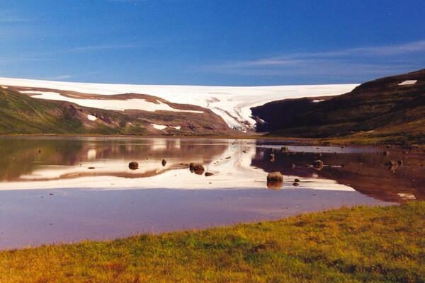 Ледники Исландии с фото и описанием - Драунгайёкюдль