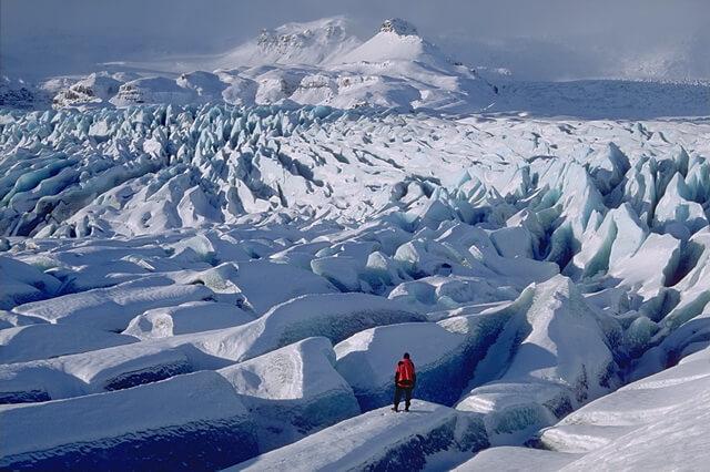 Самые большие ледники Исландии с фото и описанием