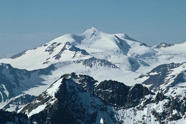 Самые высокие горы в Австрии с фото и описанием - Вильдшпитце