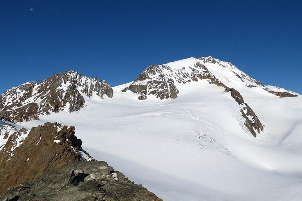 Самые высокие горы в Австрии с фото и описанием - Вайскугель (Вайскогель)