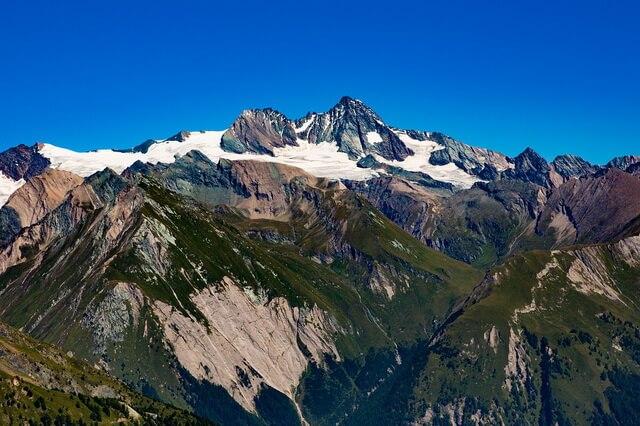 Самые высокие горы в Австрии - фото, названия, описание