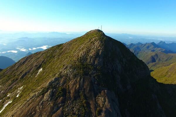 Самые высокие горы Бразилии с фото и описанием - Бандейра