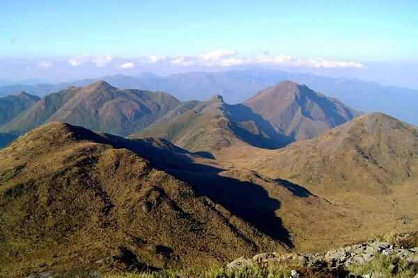 Самые высокие горы Бразилии с фото и описанием - Педра-да-Мина