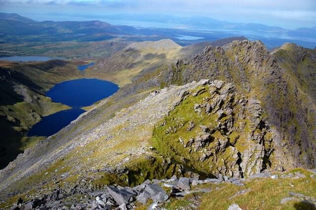 Горы Ирландии - самые высокие вершины страны