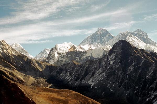 Самые высокие горы Непала с фото и описанием - Эверест