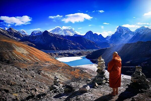 Самые высокие горы Непала с фото и описанием - Эверест или Джомолунгма