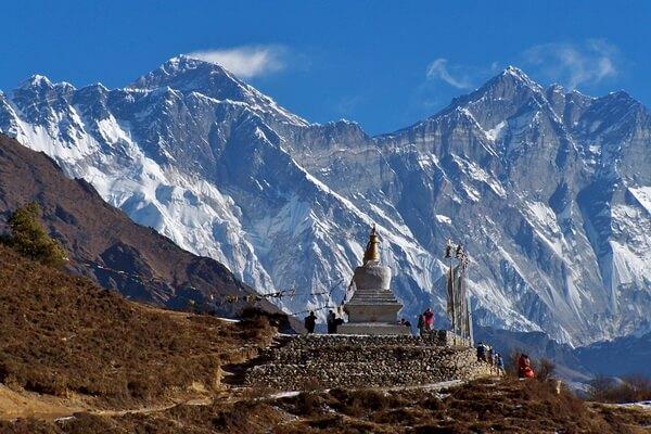Самые высокие горы Непала с фото и описанием - Лхоцзе (Лходзе или Лхоце)
