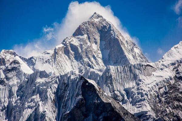Самые высокие горы Непала с фото и описанием - Макалу