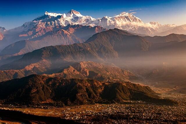 Самые высокие горы Непала - фото, названия, описание