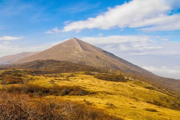 Горы в Сербии с фото и описанием - Ртань