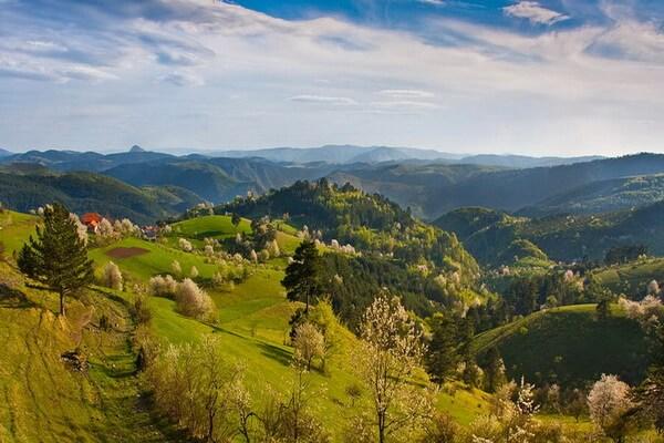 Горы в Сербии с фото и описанием - Златибор