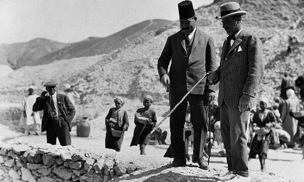 Археолог Говард Картер и его археологические исследования Египта