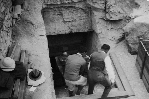 Вклад Говарда Картера в изучении истории Египта