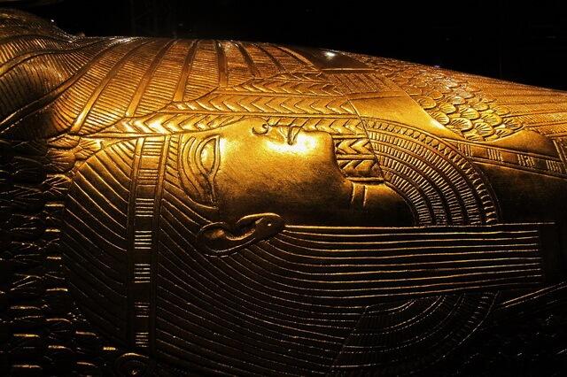 Говард Картер и гробница Тутанхамона
