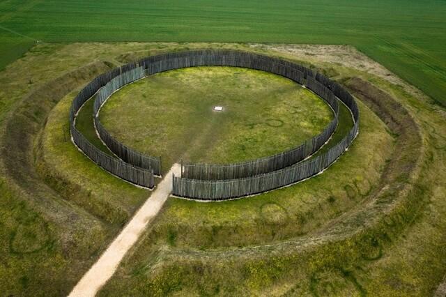 Гозекский круг в Германии - одна из древнейших обсерваторий планеты