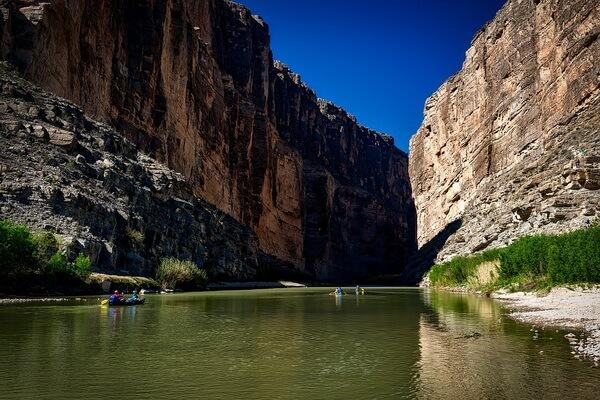 """Река Колорадо - """"творец"""" Гранд-Каньона в США"""