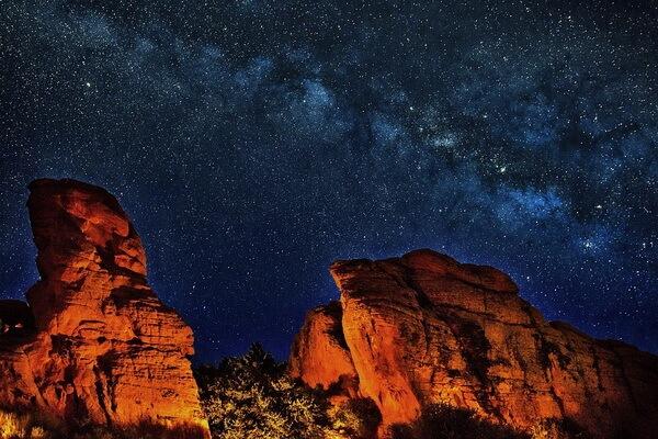 Самые популярные туристические места Гранд-Каньона в США