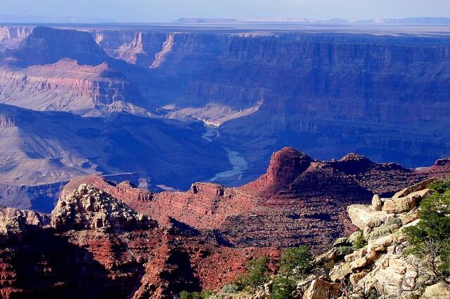 Гранд-Каньон в США - история, особенности, интересные факты