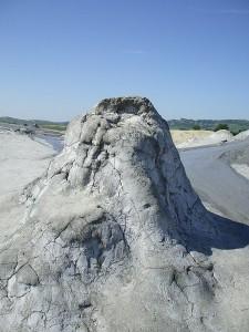 Грязевые вулканы Румынии