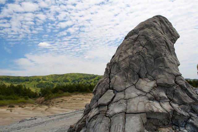 Vulcanii Noroiosi – грязевые вулканы Румынии