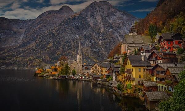 Отдых в Гальштате (Австрия)