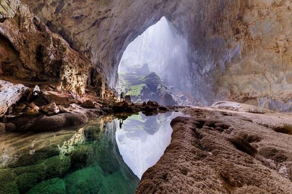 Когда можно посещать пещеру Шондонг во Вьетнаме