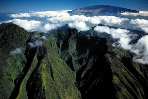 Самые высокие горы Гавайских островов - Хуалалаи