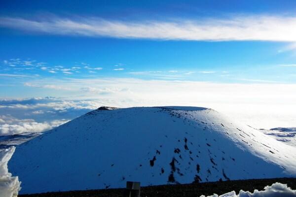 Мауна-Кеа - самая высокая гора на Гавайях