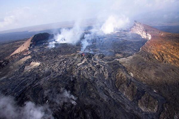 Мауна-Лоа - вторая по высоте гора Гавайских островов