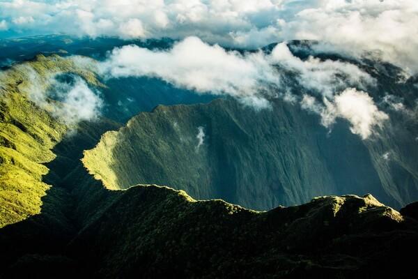 Горы Гавайских островов - Пуу Кукуи
