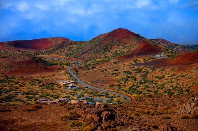 Горы на Гавайях - ТОП-5 самые высокие вершины