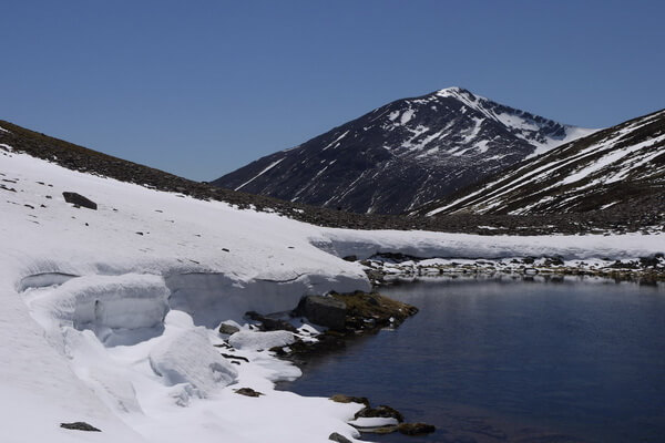 Горы Шотландии - Каирн-Тоул