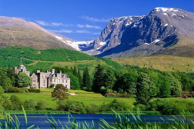 Самые высокие горы Шотландии