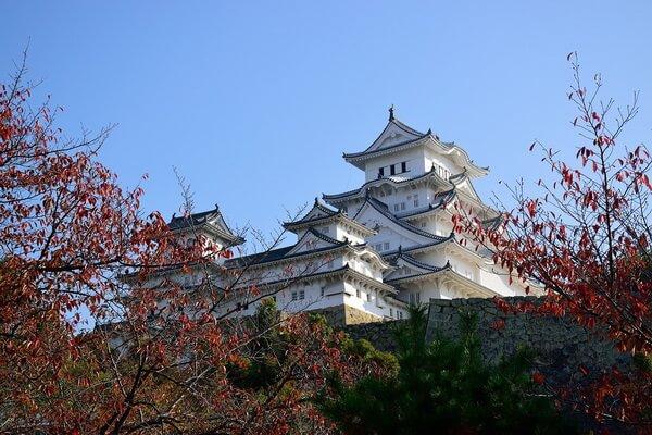 История замка Химэдзи